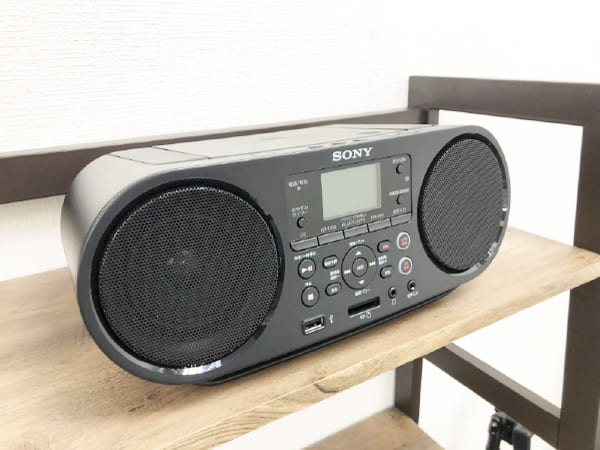 Bluetooth機能搭載CDラジオ SONY