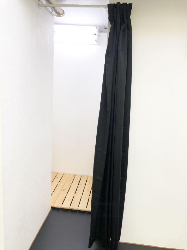専用更衣室
