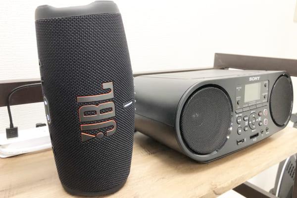 スマホ対応Bluetoothスピーカー(JBL CHARGE 5)